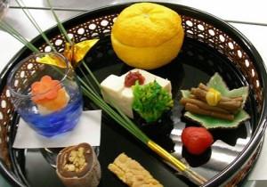 精進懐石料理(新春)